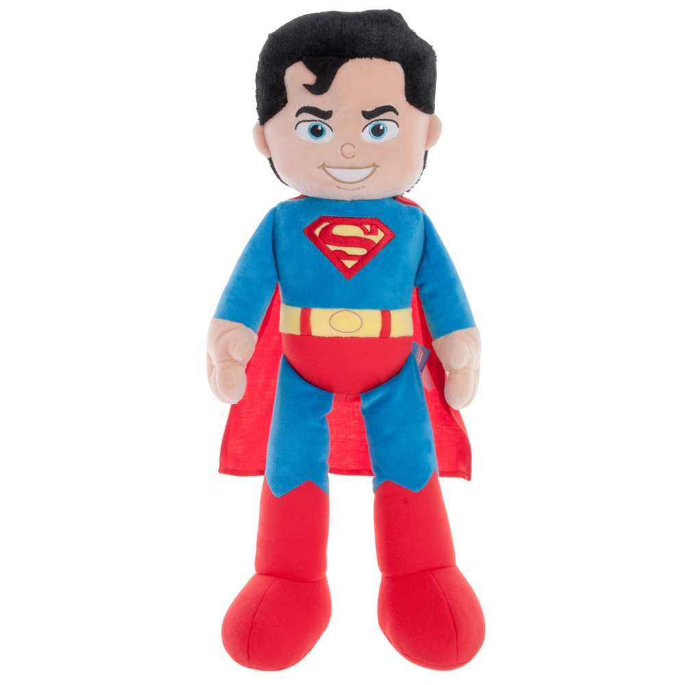 Justice League Superman Soft Toy