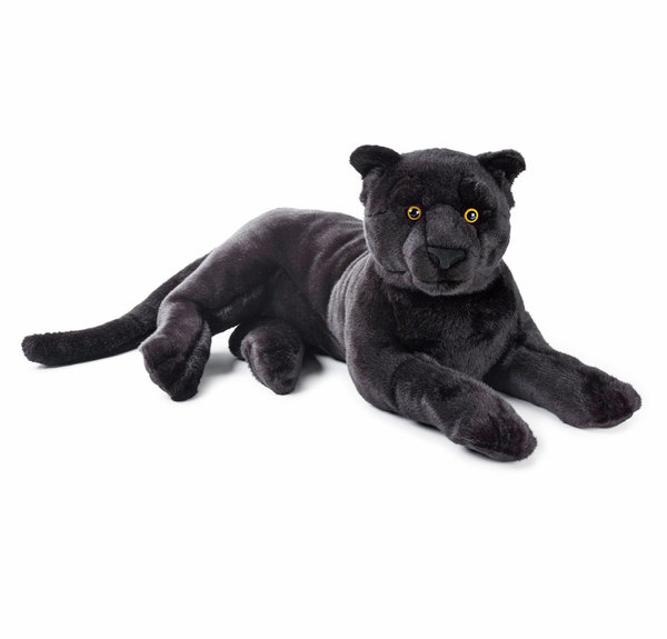 Extra Large Toys : Black panther extra large plush and soft toy stuffed