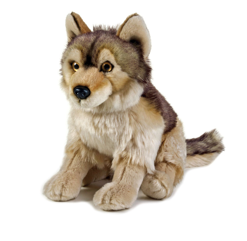 Wolf Cub Plush And Soft Toy Stuffed Animal National Geographic