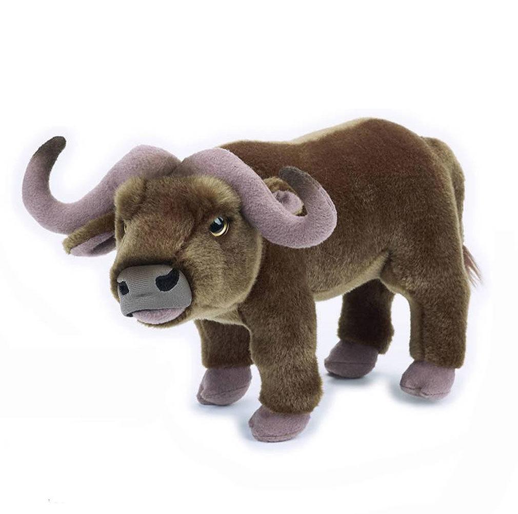 Plush Stuffed Animal Toys : Water buffalo plush and soft toy stuffed animal national