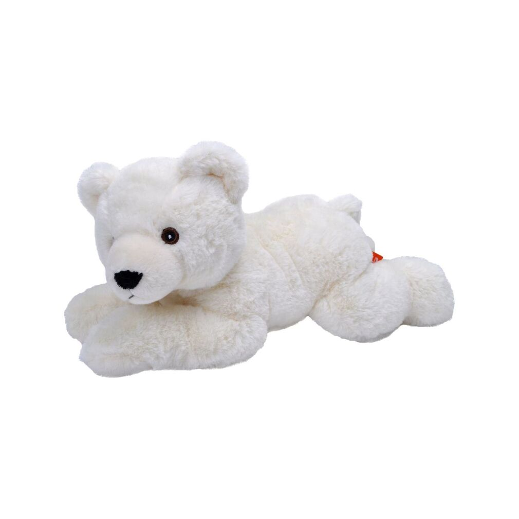 Ecokins Polar Bear Soft Toy Mini - Wild Republic