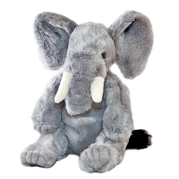 Elephant Stuffed Toy : Elephant soft plush toy large jumbo by bocchetta