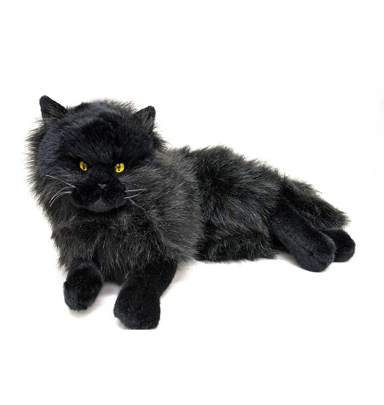 Cat Black Lying Onyx - Bocchetta
