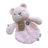 Claire Bear Pink Comforter - OB Designs