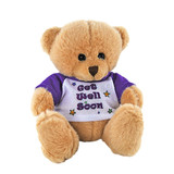 Get Well Soon T-Shirt Teddy Bear - Elka