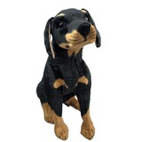 Rottweiler Dog Plush Toy - Jumbo