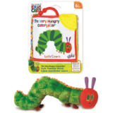 Very Hungry Caterpillar Toy and Book