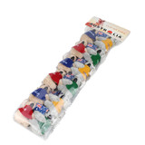 Koala With Jacket & Flag Clip On Pack of 12 Souvenirs- RealAus