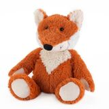 Fox Microwavable Soft Toy - Cozy Plush