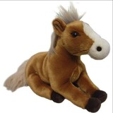 Palomino Horse Soft Toy