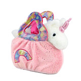 Unicorn Pink Rainbow Bag - Fancy Pals