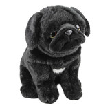 Pug Dog Black - Faithful Friends