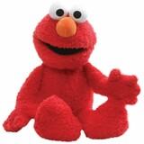 Sesame Street Limited Edition Elmo Soft Toy - Gund