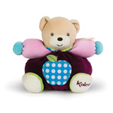 Kaloo Colors Bear With Apple Small Boxed