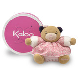 Kaloo Petite Rose Bear Pretty Small Boxed