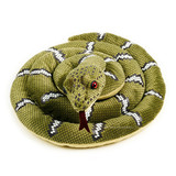 Green Tree Python Snake Toy Large - National Geographic