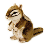 Chipmunk Stuffed Animal - National Geographic