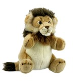 Lion Hand Puppet - National Geographic