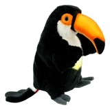 Toucan Hand Puppet - National Geographic