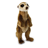 Meerkat Plush Toy - National Geographic