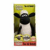 Shaun The Sheep Baahing Soft Toy