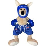 Boxing Kangaroo Bluey Large - Teddy & Friends