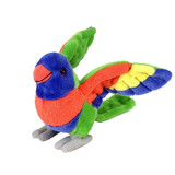 Rainbow Lorikeet Cuddlekins Mini - Wild Republic
