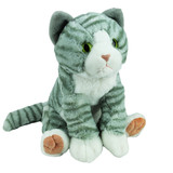Cat Grey Tiger Pet Shop - Wild Republic