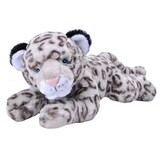 Ecokins Snow Leopard Soft Toy - Wild Republic