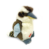 Kookaburra Blue Winged With Sound - Wild Republic