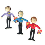 Wiggles x 3 Small Plush Collector Set