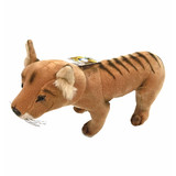 Cooper the Thylacine Tasmanian Tiger Plush Toy