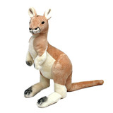 Kangaroo Plush Toy - Monty