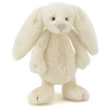 Jellycat Bashful Bunny Cream Small