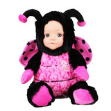 Fur Babies Daisy the Lady Beetle Doll