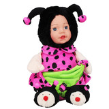 Fur Babies Lady the Pink Bug Doll