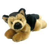 German Shepherd Dog Gus - Cuddly Critters