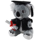Koala Graduation With Hat - Elka