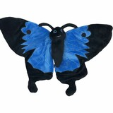 Blue Butterfly Hanging Soft Toy - Huggable