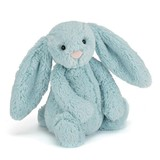 Jellycat Bashful Bunny Aqua Medium