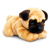 Pug Dog Reggie - Keel Toys UK