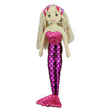 Mermaid Doll Molly - Cotton Candy