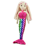 Mermaid Doll Riley - Cotton Candy