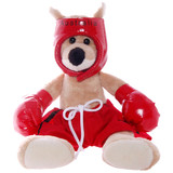 Boxing Kangaroo Red Large - Teddy & Friends