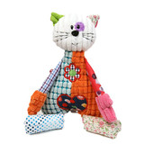 Dixie Cat Patchwork Pal - Alluring Baby Co.