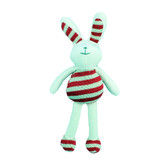 Bunny Rabbit Red Knit Soft Toy - Urban