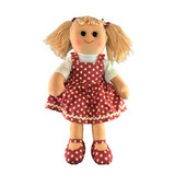 Rag Doll Audrey - Hopscotch Collectables